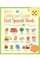 Купить - Книги - Listen and learn First Spanish Words