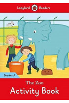 Купить - Книги - The Zoo Activity Book. Ladybird Readers Starter Level A