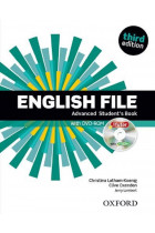 Купить - Книги - English File Advanced: Student's Book & iTutor Pack