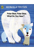 Купить - Книги - Polar Bear, Polar Bear, What Do You Hear?
