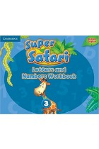 Купить - Книги - Super Safari 3 Letters and Numbers Workbook