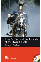 Купить - Книги - King Arthur and the Knights of the Round Table + Audio CD