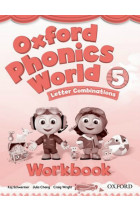 Купить - Книги - Oxford Phonics World. Level 5. Workbook