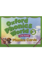 Купить - Книги - Oxford Phonics World 3: Phonics Cards