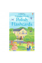 Купить - Книги - Everyday Words Flashcards: Polish
