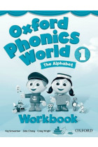 Купить - Книги - Oxford Phonics World 1 Workbook: The Alphabet