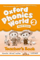 Купить - Книги - Oxford Phonics World 2: Teacher's Book