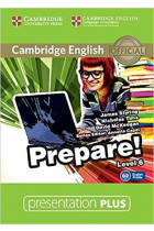 Купить - Книги - Cambridge English Prepare! Level 6 Presentation Plus DVD-ROM