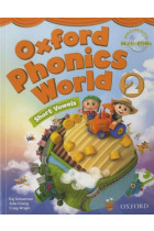 Купить - Книги - Oxford Phonics World 2 Student's Book (+ Multi-ROM)