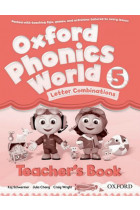 Купить - Книги - Oxford Phonics World. Level 5. Teacher's Book