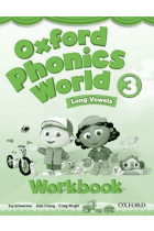Купить - Книги - Oxford Phonics World 3: Workbook