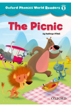 Купить - Книги - Oxford Phonics World 1 Reader: The Picnic