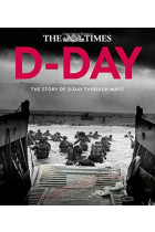 Купить - Книги - D-Day: The Story of D-Day Through Maps