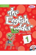 Купить - Книги - The English Ladder Level 1 Activity Book with Songs Audio CD