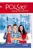 Купить - Книги - Junior Polski 1 - Krok Po Kroku (Polish Step by Step). Student's Workbook 2016