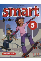Купить - Книги - Smart Junior 5 Students Book with Culture Time for Ukraine FREE