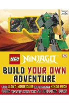 Купить - Книги - Lego Ninjago. Build Your Own Adventure