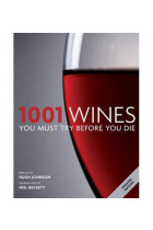 Купить - Книги - 1001 Wines You Must Try Before You Die
