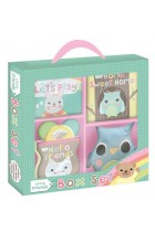Купить - Книги - Little Friends Box Sets