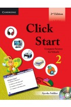 Купить - Книги - Click Start 2 Student's Book with CD-ROM