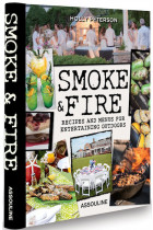 Купить - Книги - Smoke and Fire. Recipes and Menus for Entertaining Outdoors