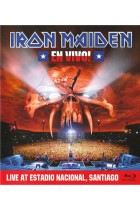 Купить - Музыка - Iron Maiden: En Vivo! - Live At Estadio Nacional, Santiago (BD) (Import)