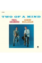 Купить - Музыка - Paul Desmond & Gerry Mulligan: Two Of A Mind (180 Gram LP) (Import)