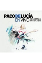 Купить - Музыка - Paco De Lucia: En Vivo - Conciertos Live in Spain 2010 (2 CD) (Import)