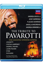 Купить - Музыка - Сборник: The Tribute To Pavarotti - One Amazing Weekend In Petra (BD) (Import)