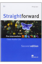 Купить - Книги - Straightforward 2nd Edition Pre Intermediate Class Audio CD