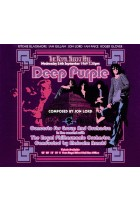 Купить - Музыка - Deep Purple & The Royal Philharmonic Orchestra: Concerto For Group And Orchestra (2 CD) (Import)