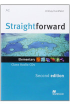 Купить - Книги - Straightforward 2nd Edition Elementary Class Audio CD