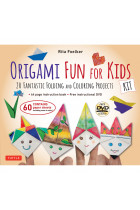 Купить - Книги - Origami Fun for Kids Kit