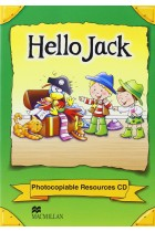Купить - Книги - Captain Jack. Hello Jack Photocopiables Resources CD-ROM