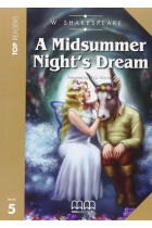 Купить - Книги - A Midsummer Night's Dream: Student's Book (+ CD-ROM)