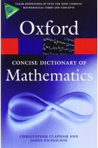 Купить - Книги - The Concise Oxford Dictionary of Mathematics