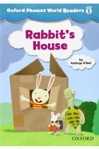 Купить - Книги - Oxford Phonics World 1 Reader: Rabbit's House