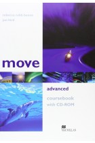 Купить - Книги - Move Advanced: Coursebook (+CD)