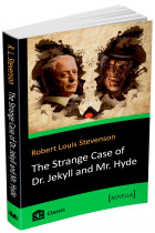 Купить - Книги - The Strange Case of Dr. Jekyll and Mr. Hyde