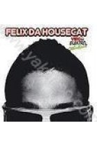 Купить - Музыка - Felix Da Housecat: Virgo, Blaktro & the Movie Disco