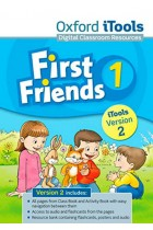 Купить - Книги - First Friends 1 Teachers Itools DVD-rom
