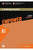 Купить - Книги - Cambridge English Empower A1 Starter Workbook with Answers with Downloadable Audio