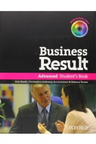 Купить - Книги - Business Result: Advanced: Student's Book with DVD-ROM and Online Workbook Pack