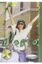 Купить - Книги - Allegro Libro Dello Studente 3 (+CD)