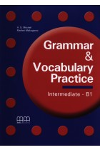 Купить - Книги - Grammar & vocabulary practice. Intermediate B1. CD Audio. Per le Scuole superiori