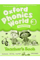 Купить - Книги - Oxford Phonics World 3: Teacher's Book