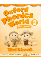 Купить - Книги - Oxford Phonics World 2: Workbook