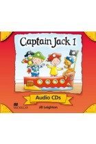 Купить - Книги - Captain Jack Level 1 Class Audio CD