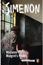 Купить - Книги - Madame Maigret's Friend