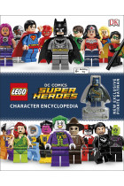 Купить - Книги - LEGO DC Super Heroes. Character Encyclopedia